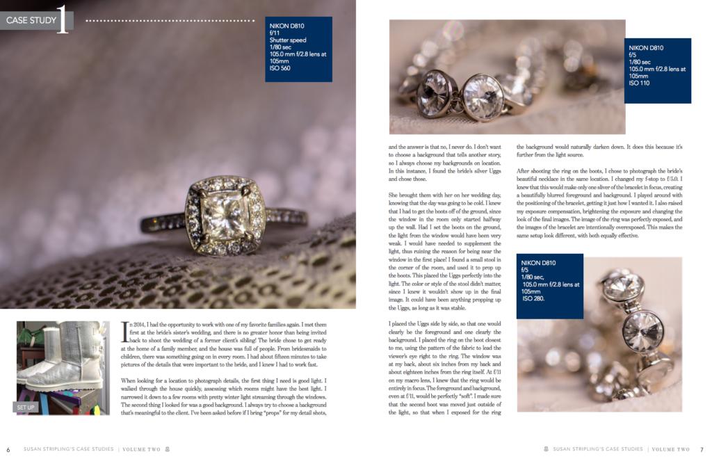 susan stripling wedding photography books
