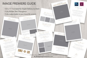 image gallery Templates For Wedding Photographers
