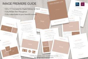 image premiere guide