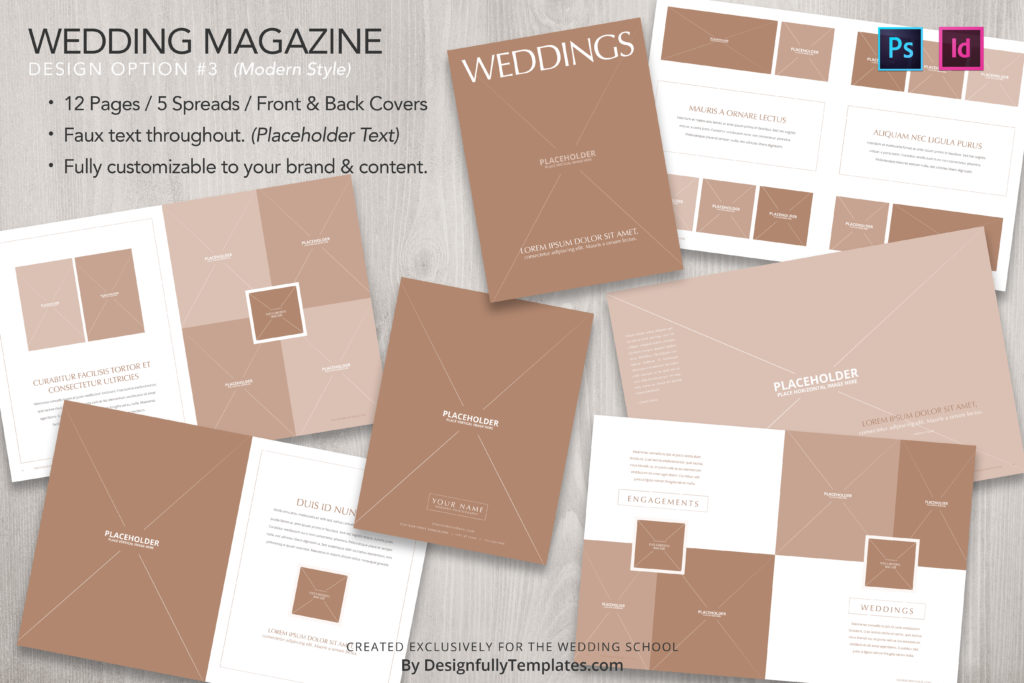 Marketing Magazine for wedding photographers