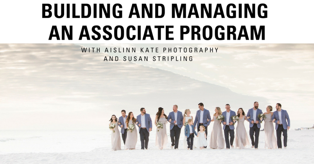 How to Build and Manage an Associate Program